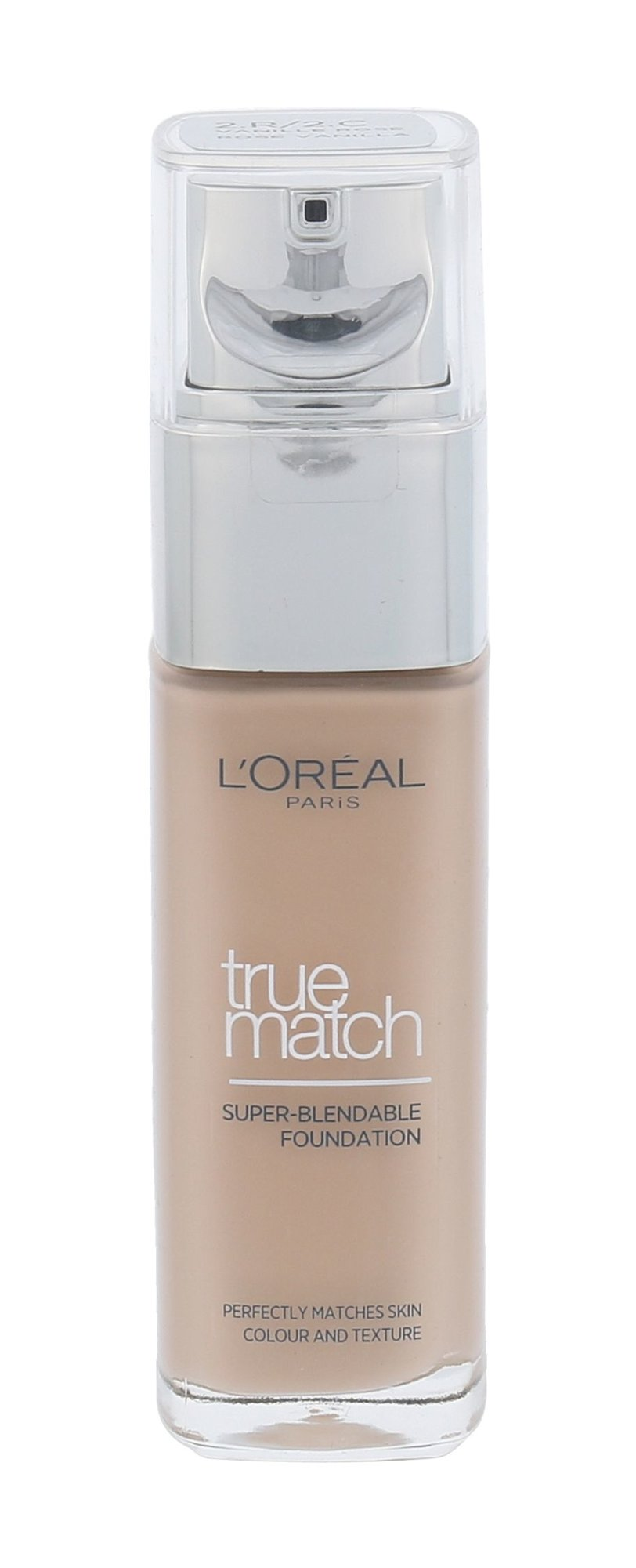 L´Oréal Paris True Match Cosmetic 30ml R2-C2 Rose Vanilla