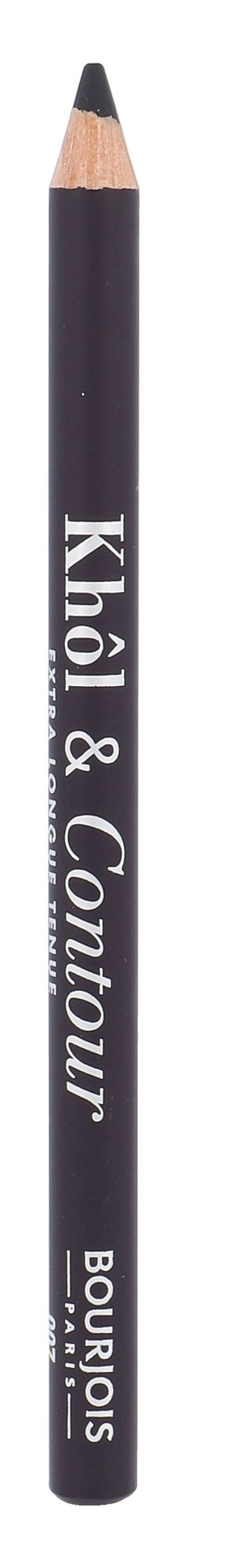 BOURJOIS Paris Khol & Contour Eye Pencil Cosmetic 1,2g 007 Prunissime