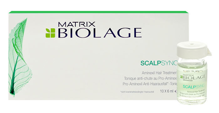 Matrix Biolage Scalp Sync Cosmetic 10x6ml