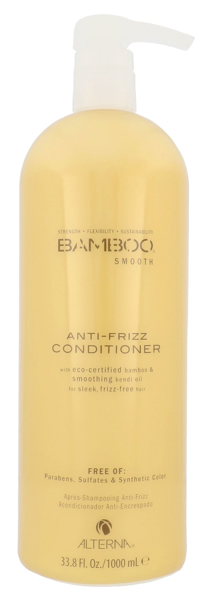 Alterna Bamboo Smooth Cosmetic 1000ml
