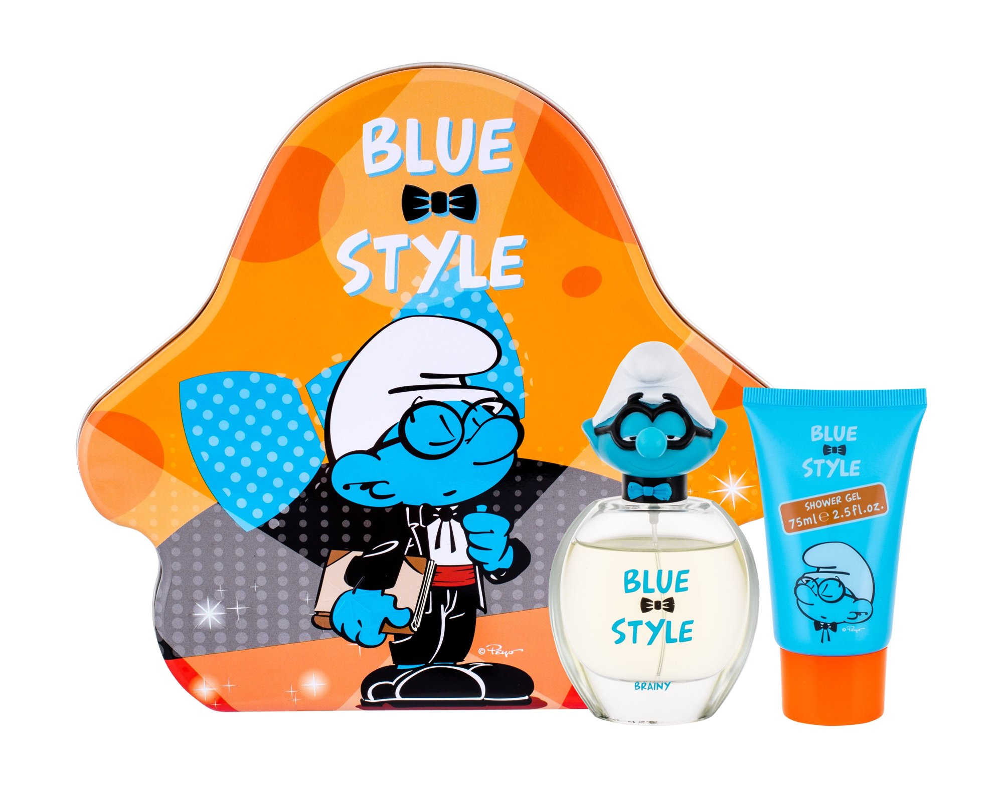 The Smurfs Brainy EDT 50ml