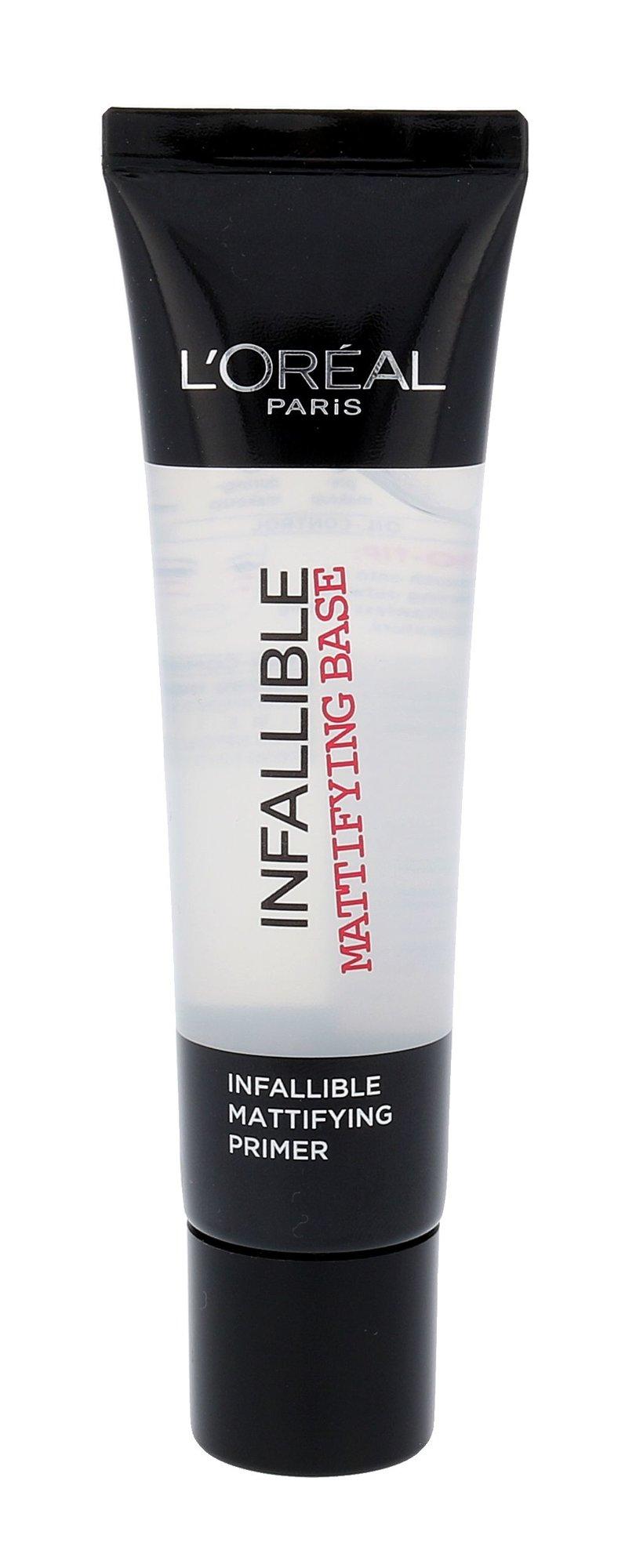 L´Oréal Paris Infallible Cosmetic 35ml Transparent
