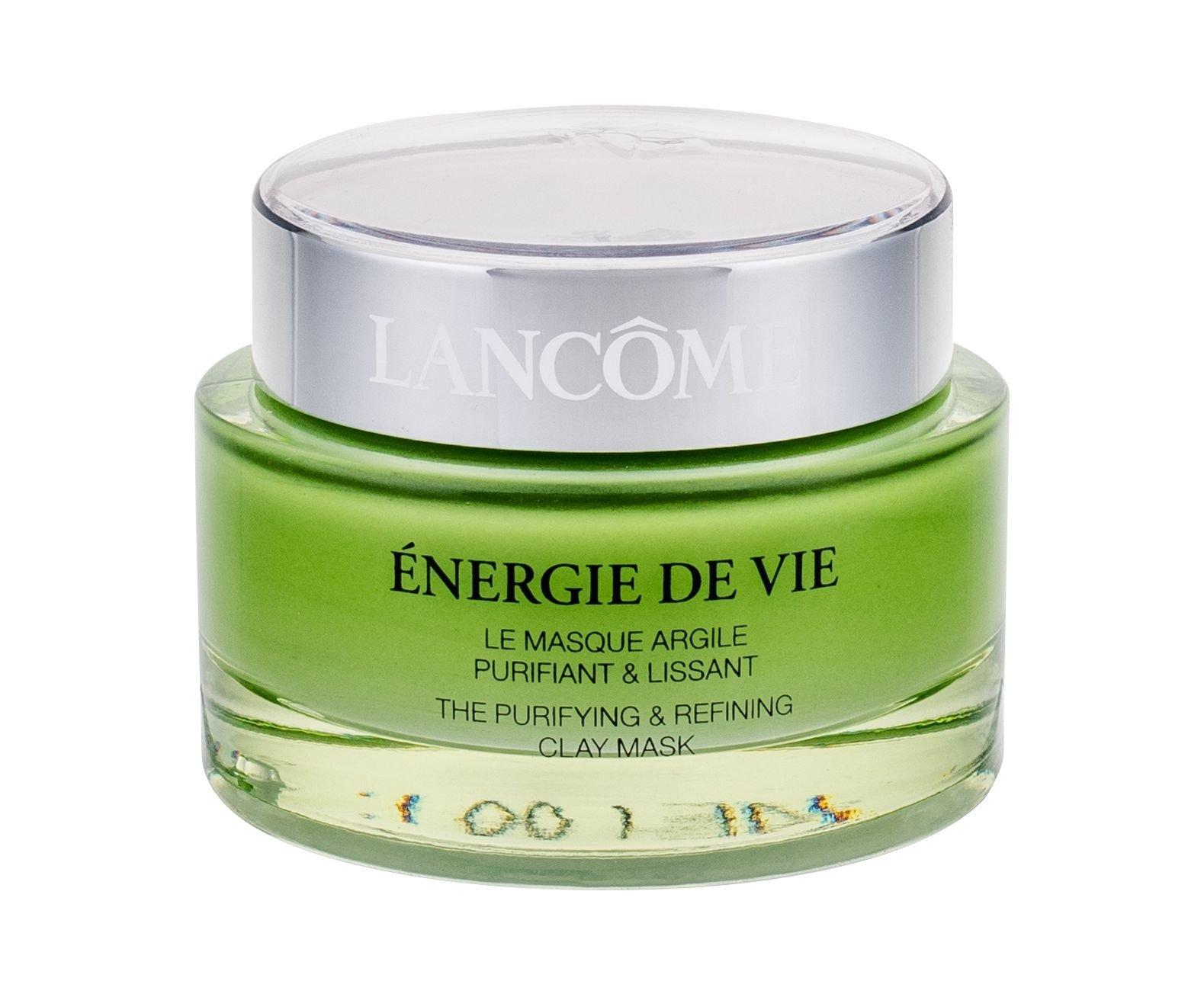 Lancôme Énergie De Vie Cosmetic 75ml  Clay Mask
