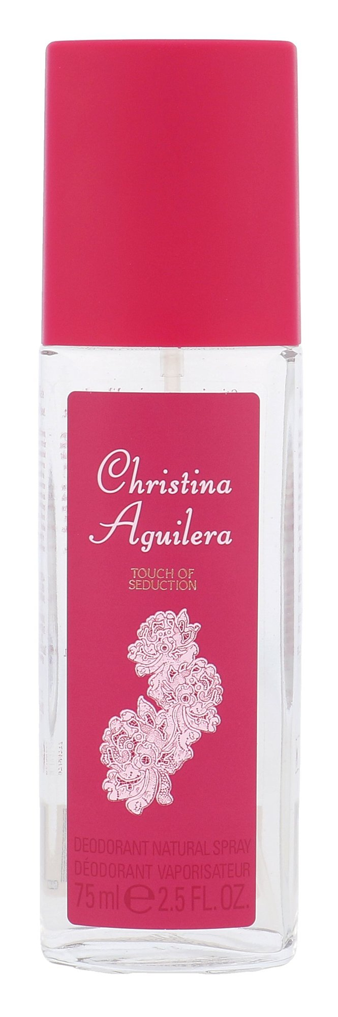 Dezodorantas Christina Aguilera Touch of Seduction
