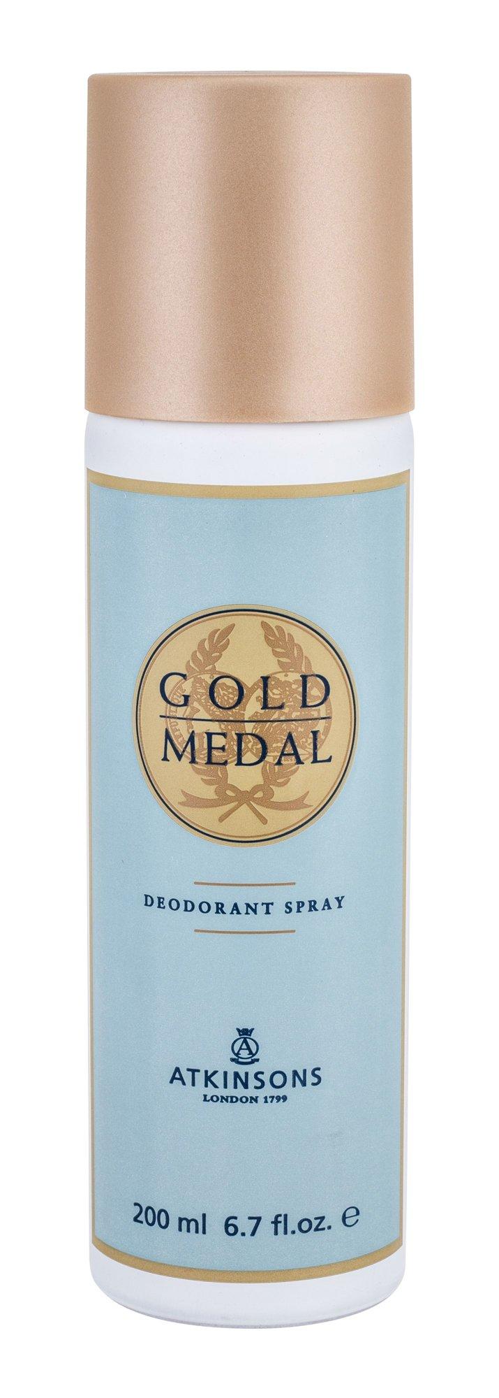 Atkinsons Gold Medal Deodorant 200ml