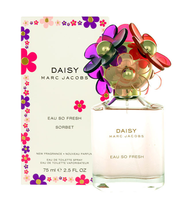 Marc Jacobs Daisy Eau So Fresh Sorbet EDT 75ml