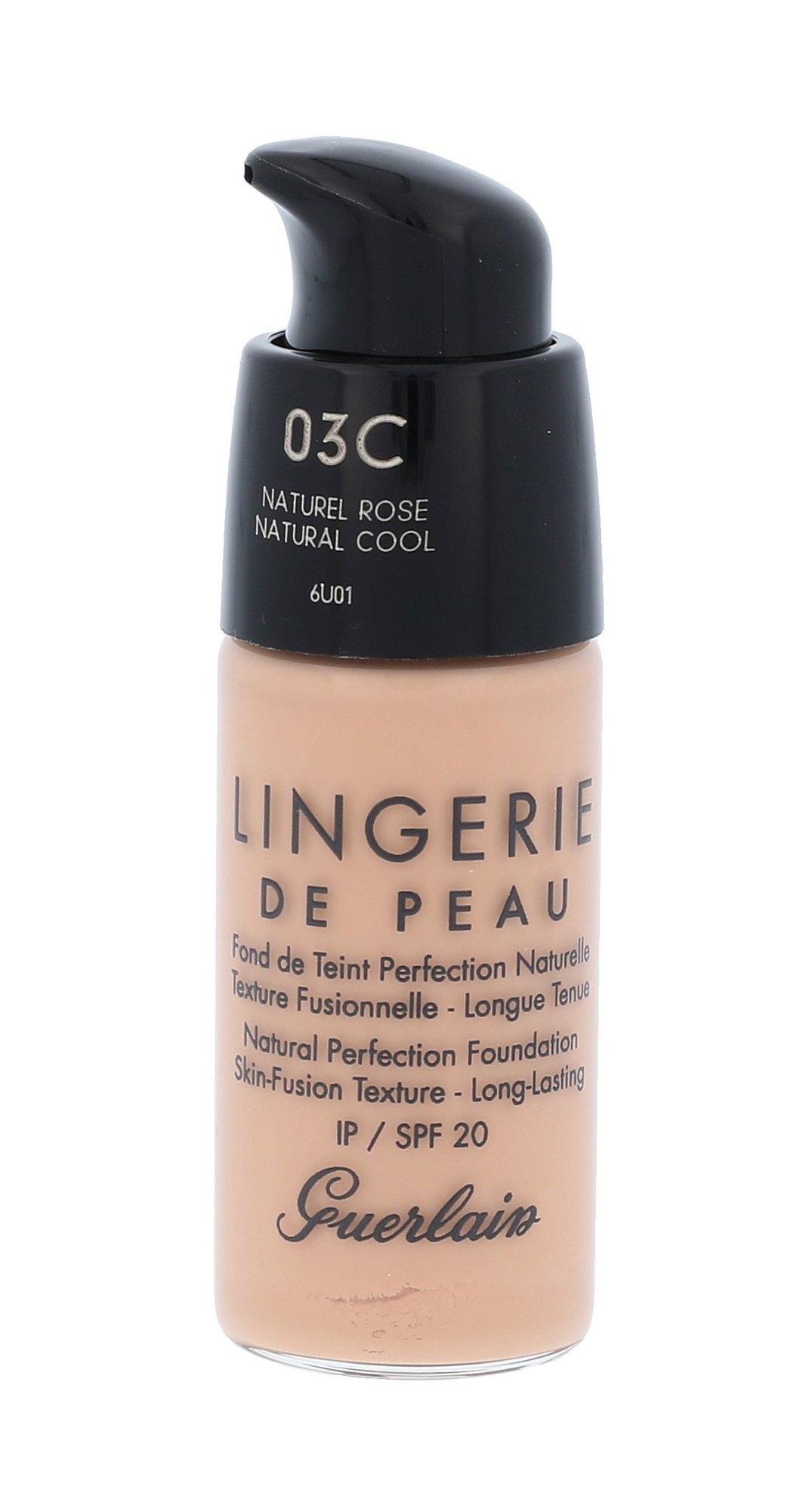 Guerlain Lingerie De Peau Cosmetic 15ml 03C Natural Cool