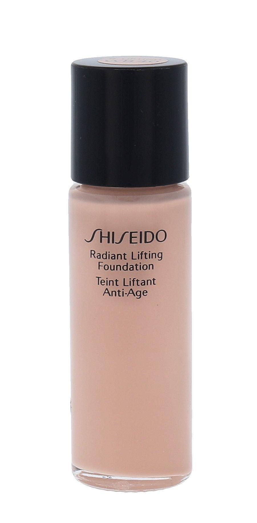 Shiseido Radiant Lifting Foundation Cosmetic 15ml WB40 Natural Fair Warm Beige