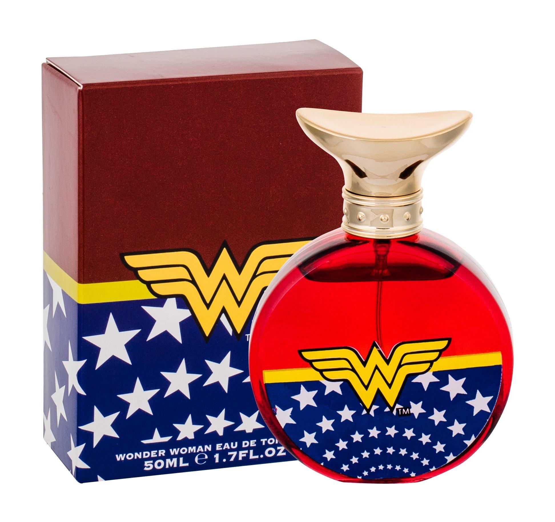 DC Comics Wonder Woman EDT 50ml