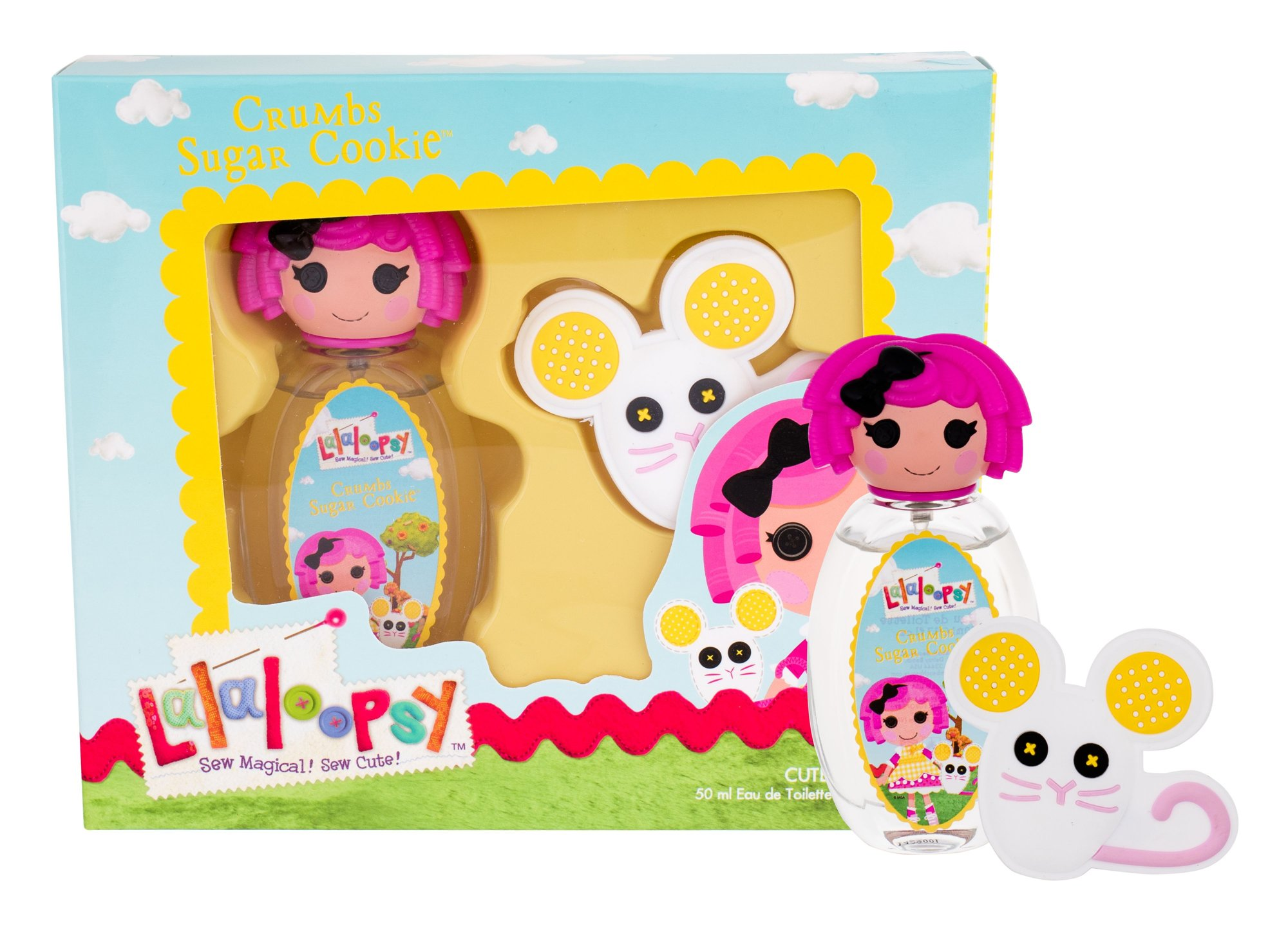 Lalaloopsy Crumbs Sugar Cookie EDT 50ml