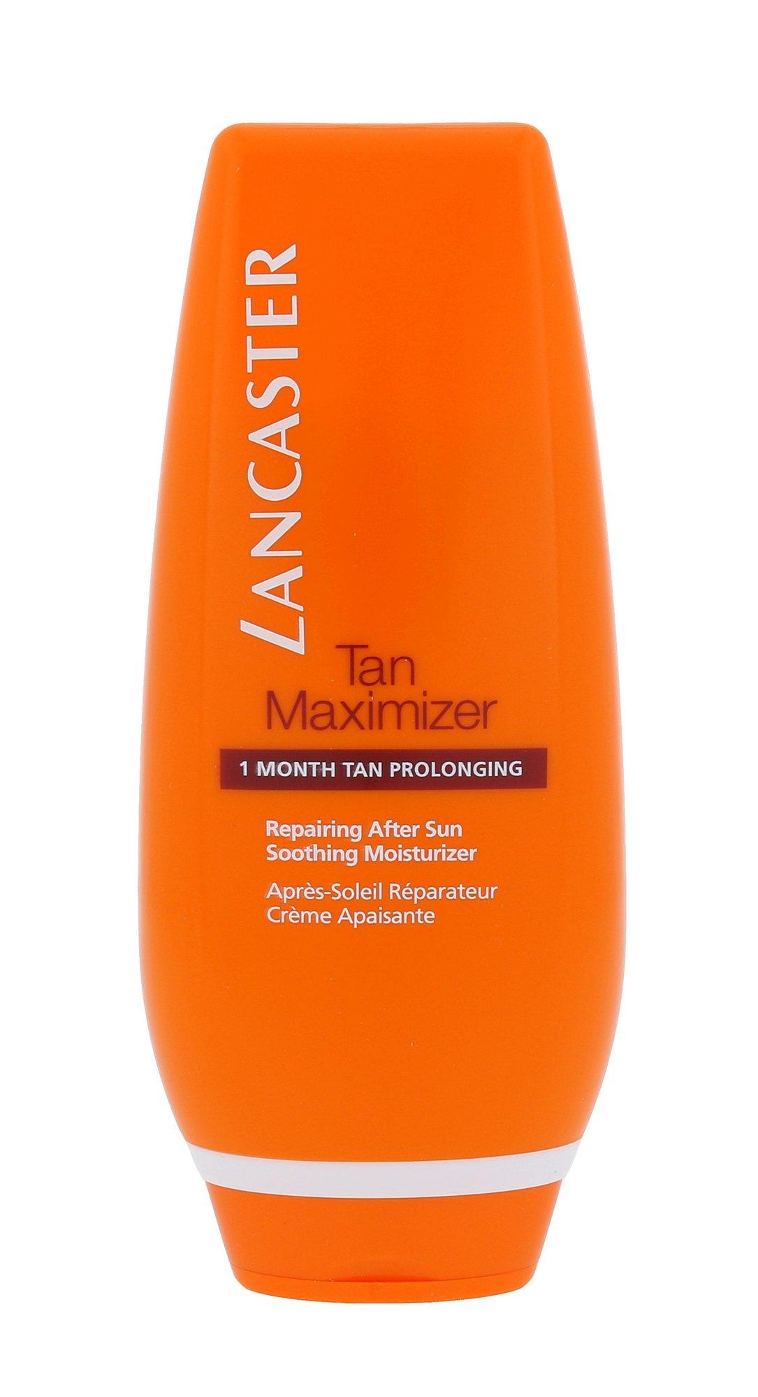 Lancaster Tan Maximizer Repairing After Sun Moisturizer Cosmetic 125ml