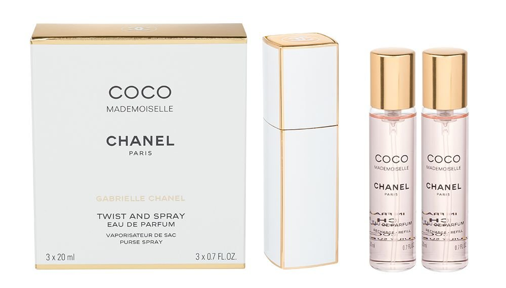 Chanel Coco Mademoiselle EDP 3x20ml