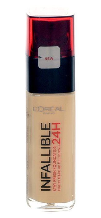 L´Oréal Paris Infallible Cosmetic 30ml 200 Golden Sand
