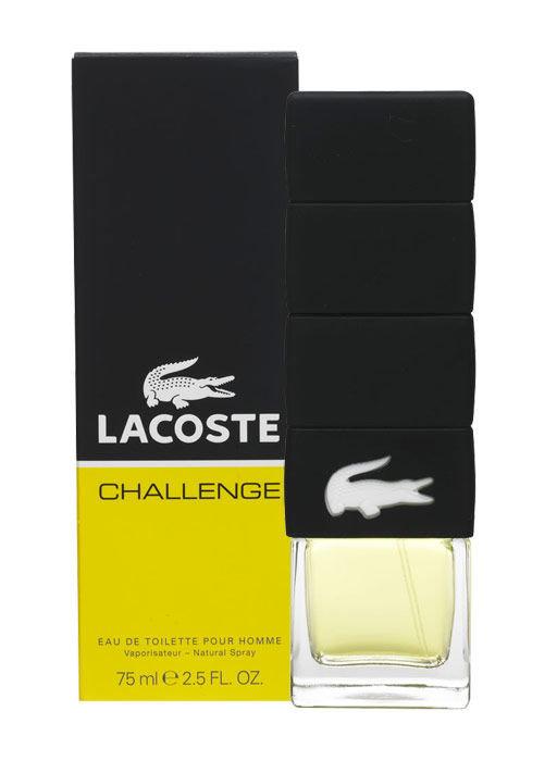 Lacoste Challenge EDT 75ml