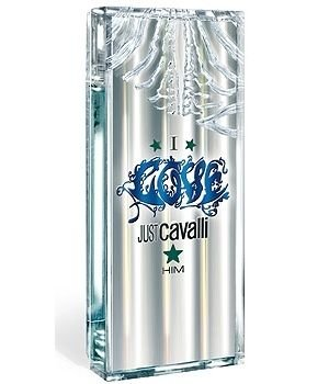 Roberto Cavalli Just Cavalli I Love Him EDT 30ml