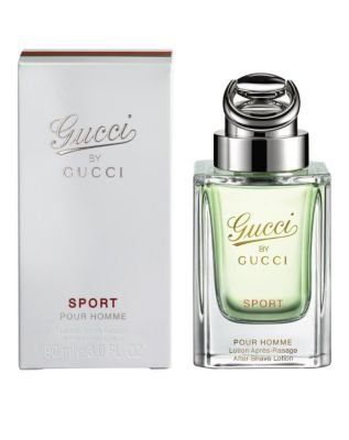 Gucci By Gucci Sport Pour Homme Aftershave 50ml