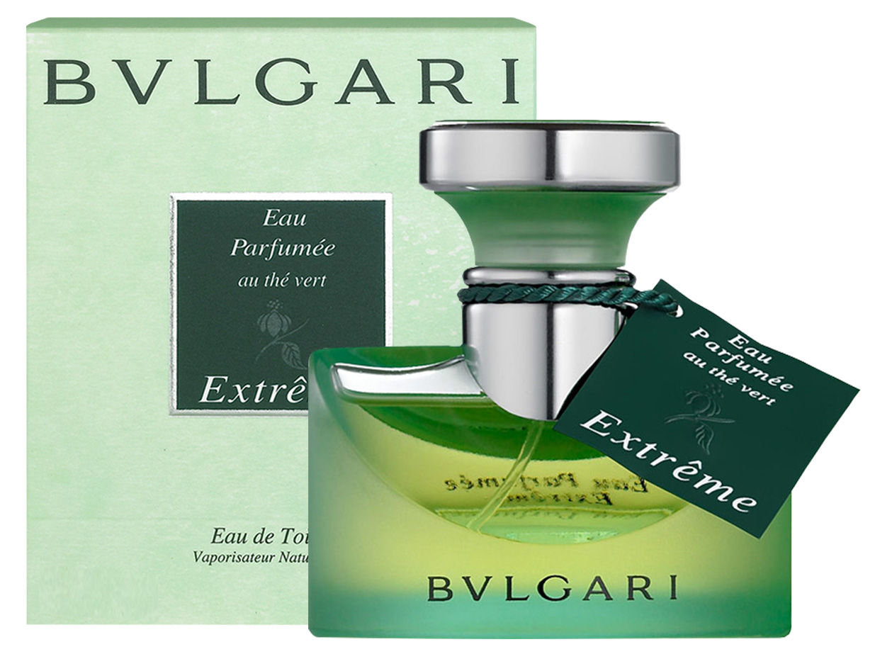 Bvlgari Eau Parfumée au Thé Vert Extréme EDT 75ml