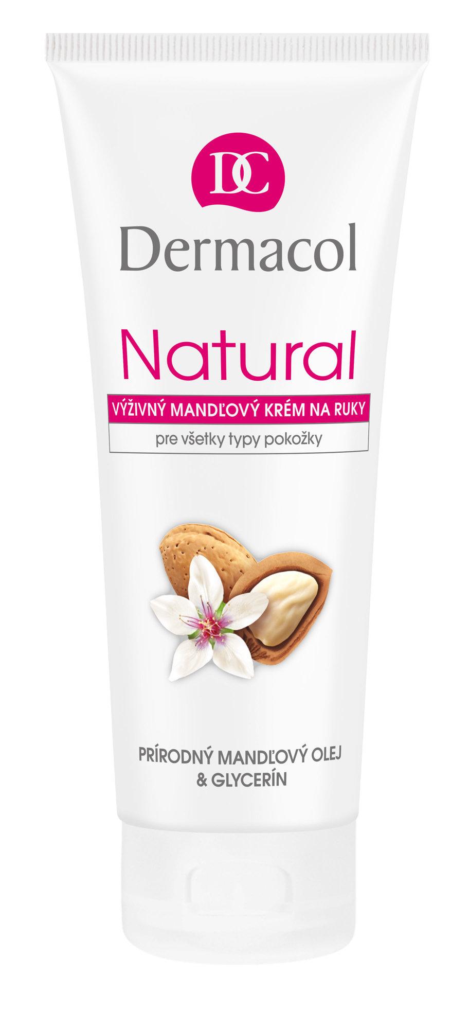 Priemonės rankoms ir pėdoms Dermacol Natural Almond
