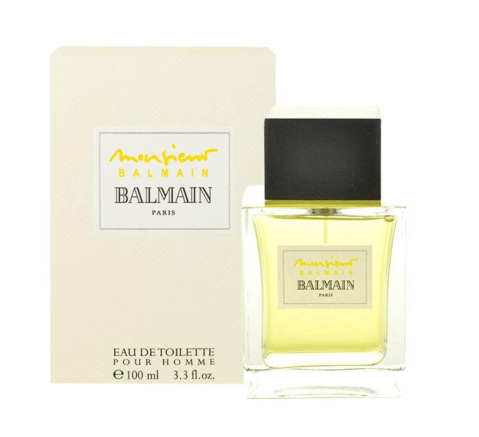 Balmain Monsieur Balmain EDT 50ml