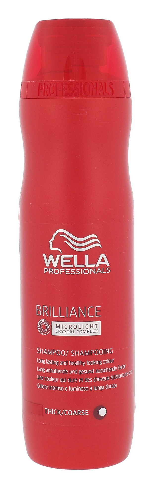 Wella Brilliance Cosmetic 250ml