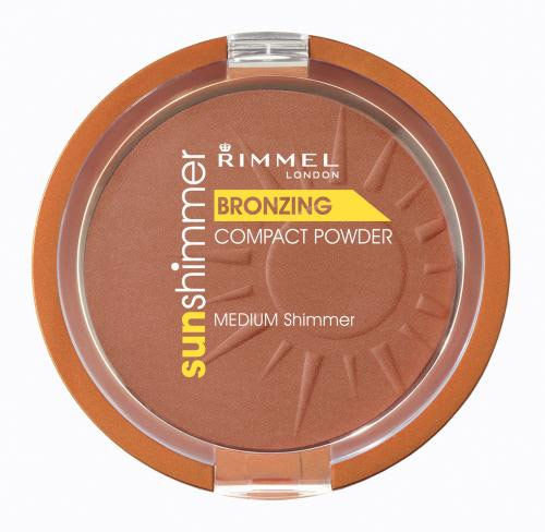 Rimmel London Sun Shimmer Bronzing Cosmetic 11ml Medium Shimmer