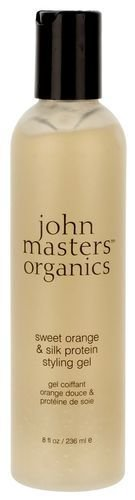 John Masters Organics Sweet Orange & Silk Protein Cosmetic 236ml  Styling Gel