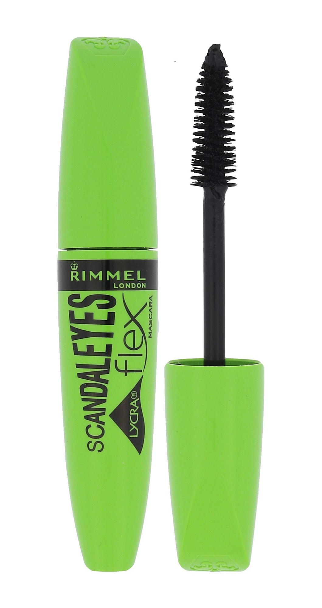 Rimmel London Mascara Scandal Eyes Lycra Flex Cosmetic 12ml 001 Black