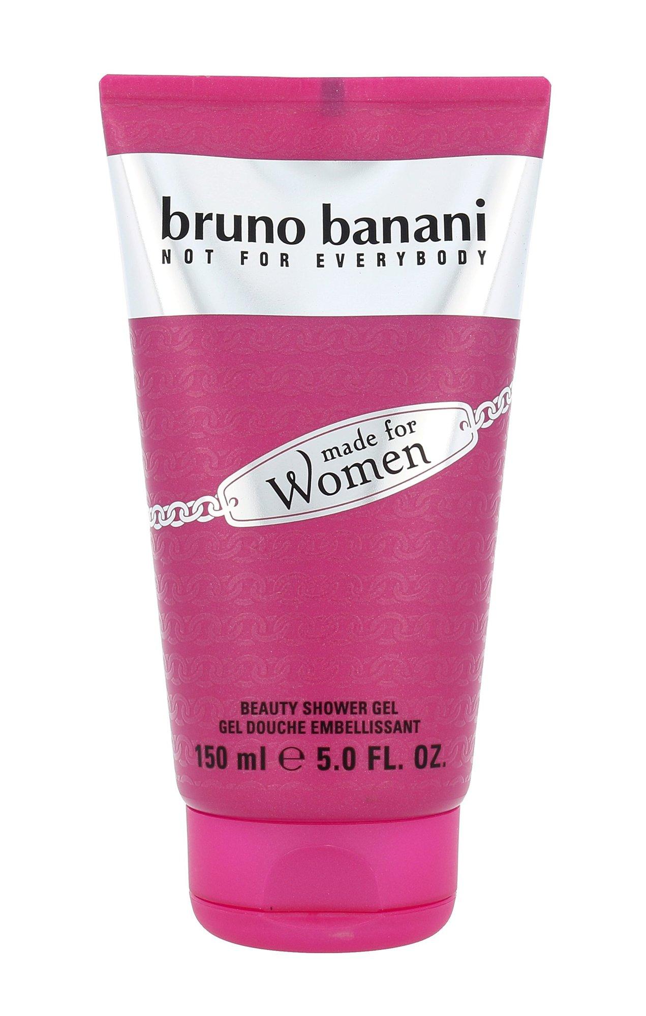 Bruno Banani Made For Women Shower gel 150ml