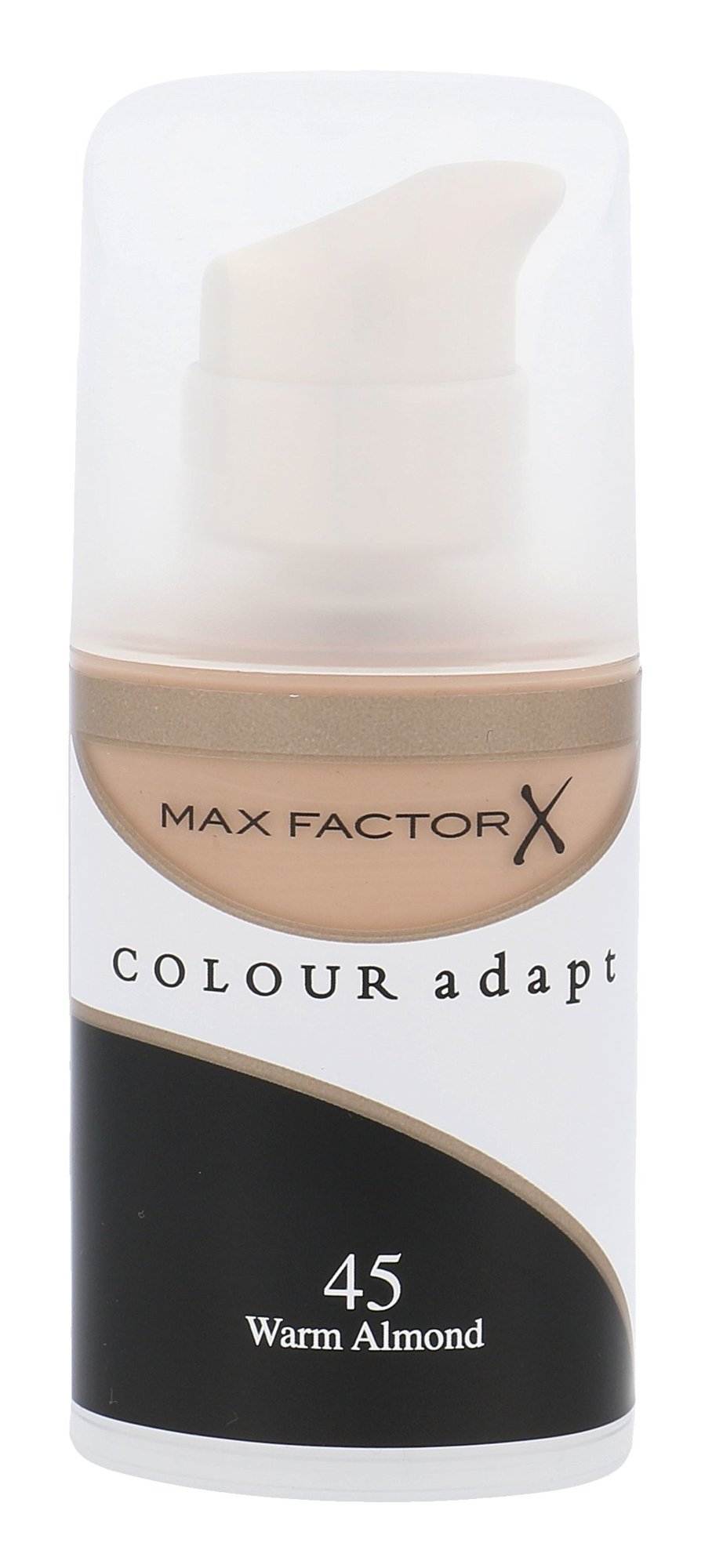 Max Factor Colour Adapt Cosmetic 34ml 45 Warm Almond