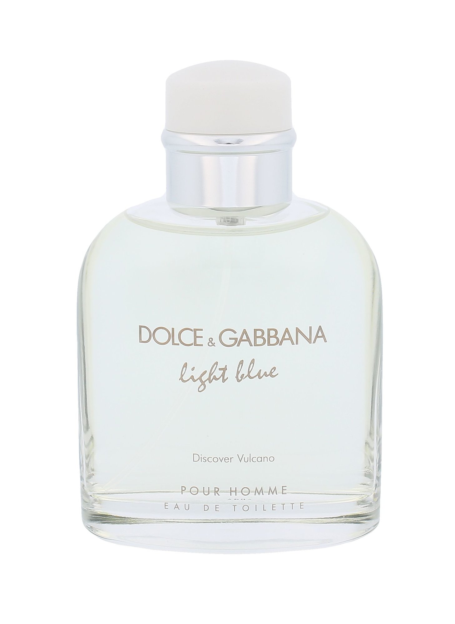 Dolce&Gabbana Light Blue Discover Vulcano Pour Homme EDT 75ml