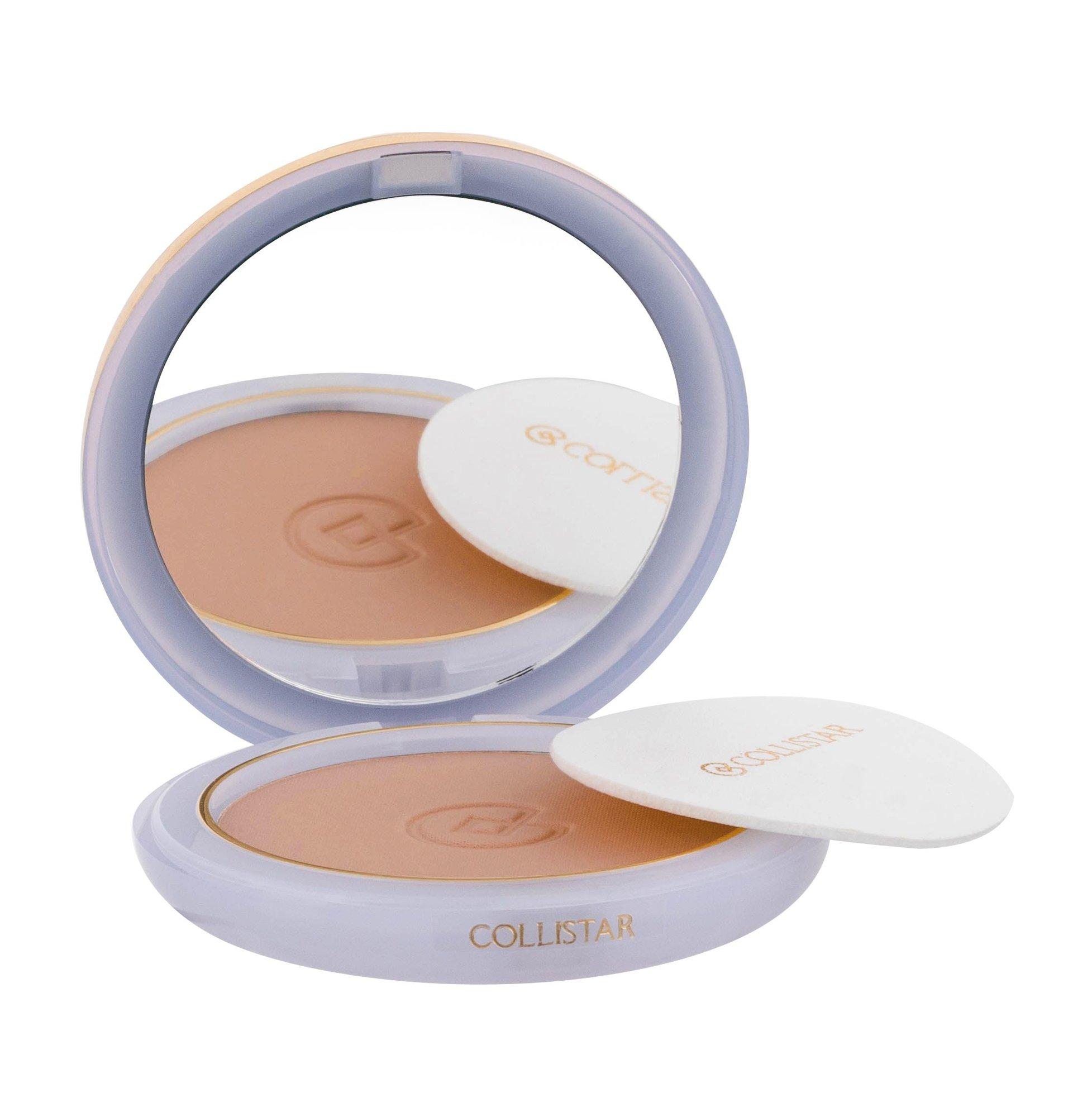 Collistar Silk Effect Compact Powder Cosmetic 7ml 4 Cappuccino