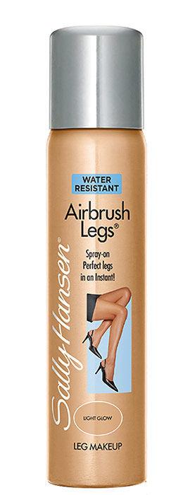 Sally Hansen Airbrush Legs Cosmetic 75ml Light Glow Spray
