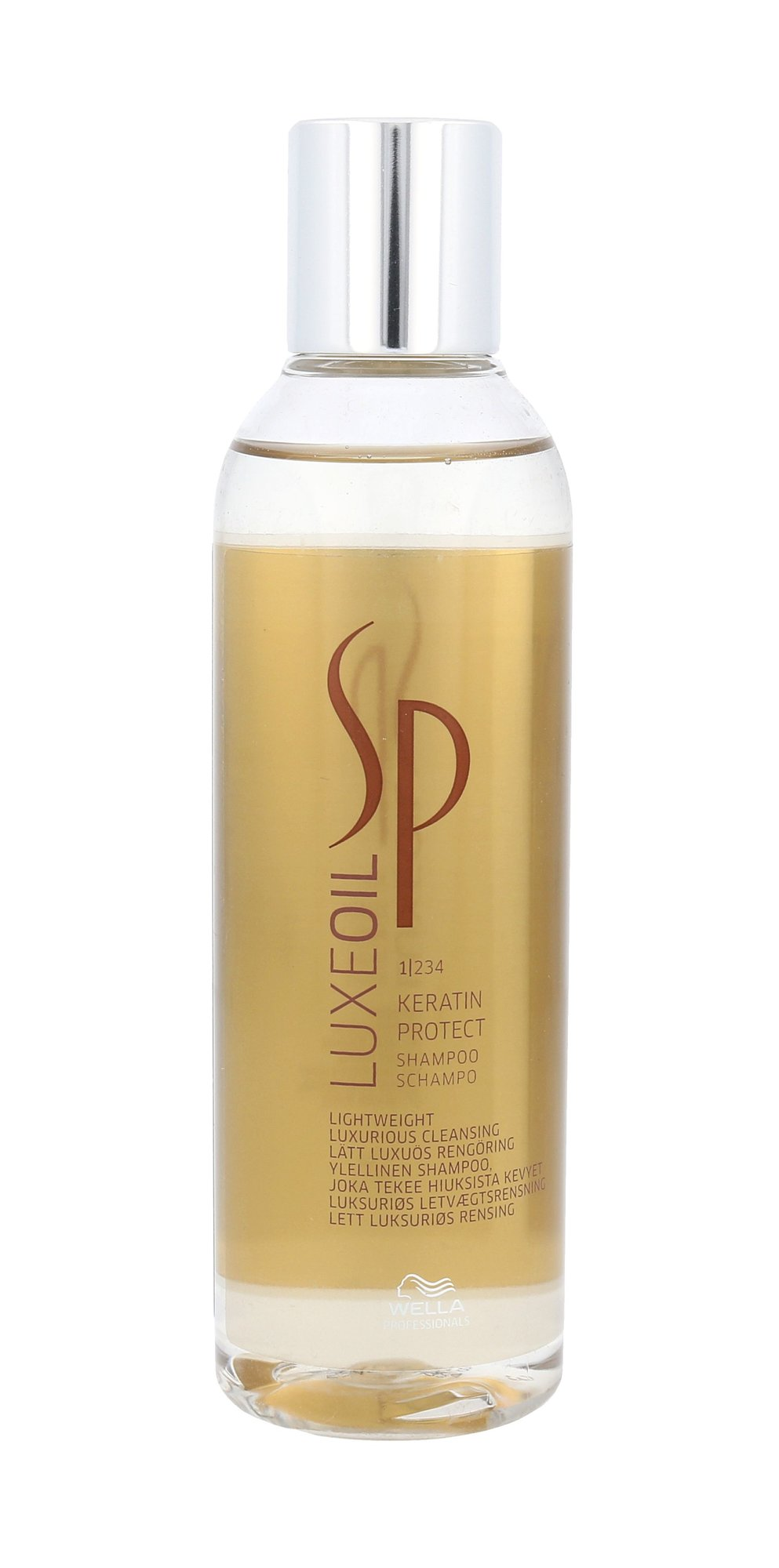 Wella SP Luxeoil Cosmetic 200ml