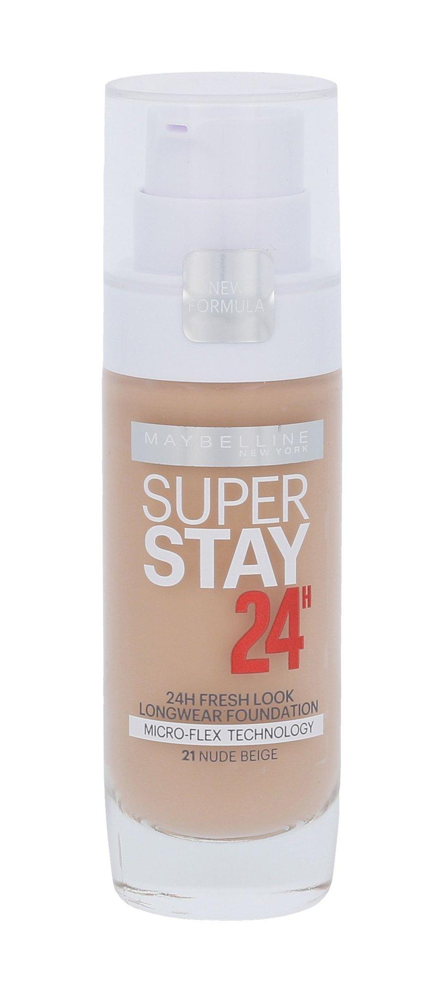 Maybelline Superstay Cosmetic 30ml 021 Nude Beige