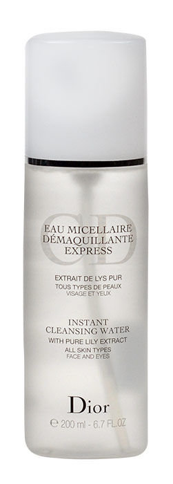 Christian Dior Instant Cleansing Water Cosmetic 200ml