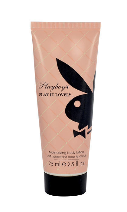 Playboy Play It Lovely For Her Body lotion 75ml