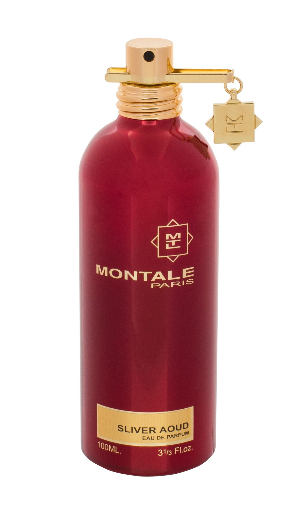 Montale Paris Sliver Aoud EDP 100ml