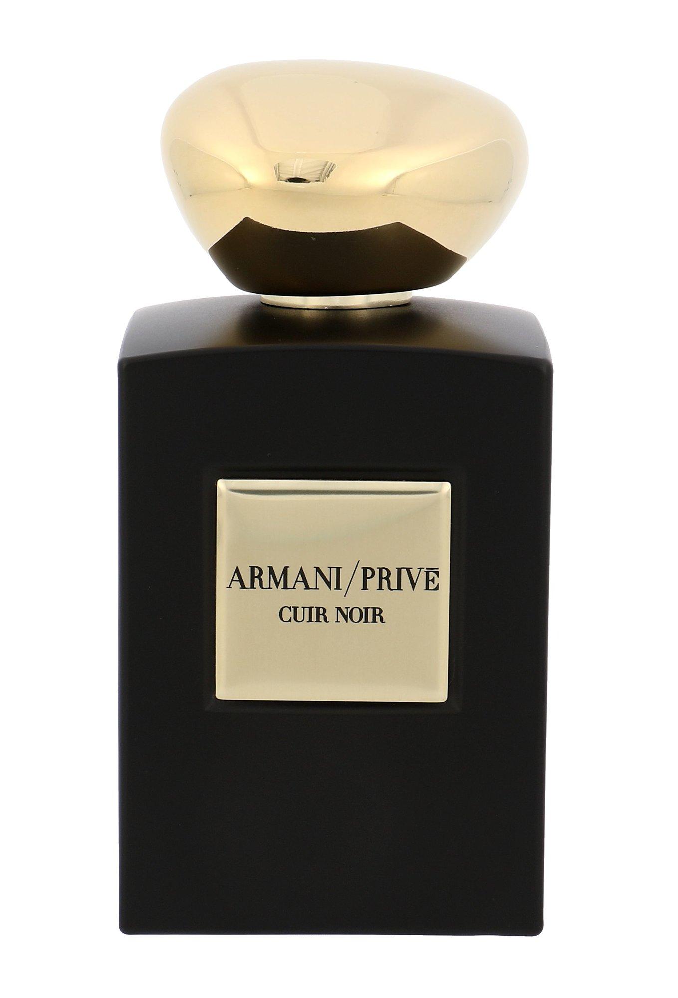 Kvepalai Armani Privé Cuir Noir