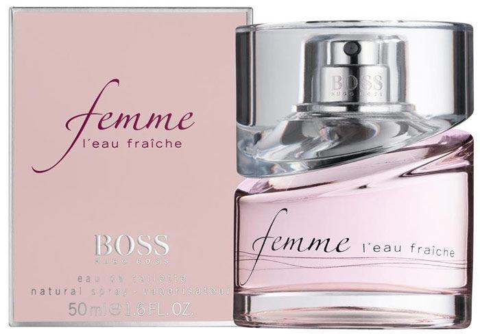 HUGO BOSS Femme L´Eau Fraiche EDT 50ml