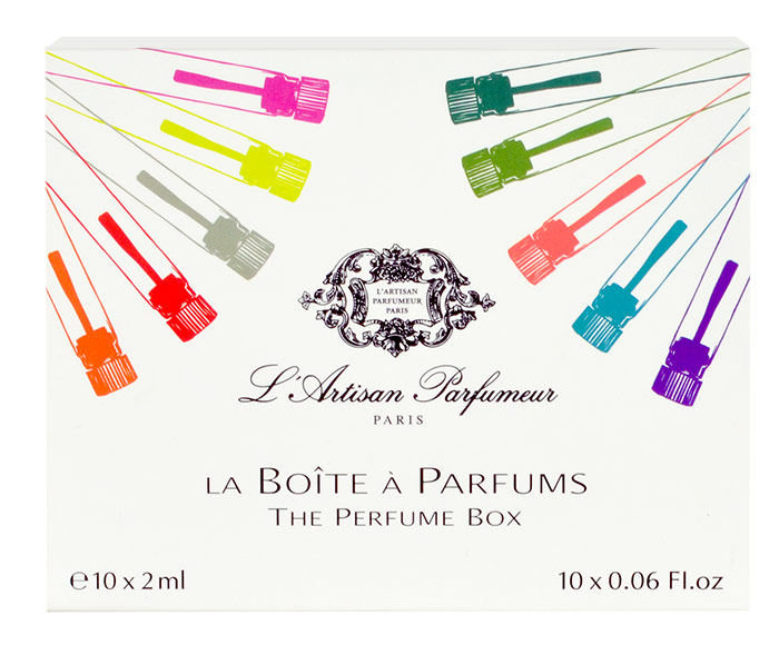 L´Artisan Parfumeur Mini Set 2 EDP 20ml