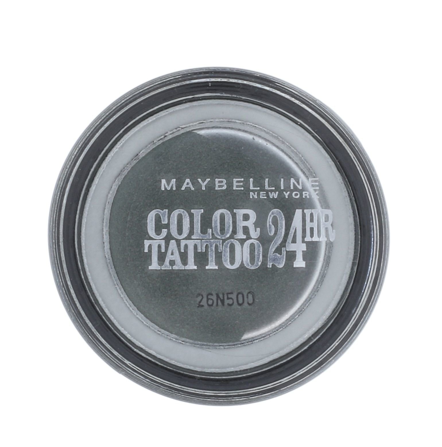 Maybelline Color Tattoo Cosmetic 4ml 55 Immortal Charcoal