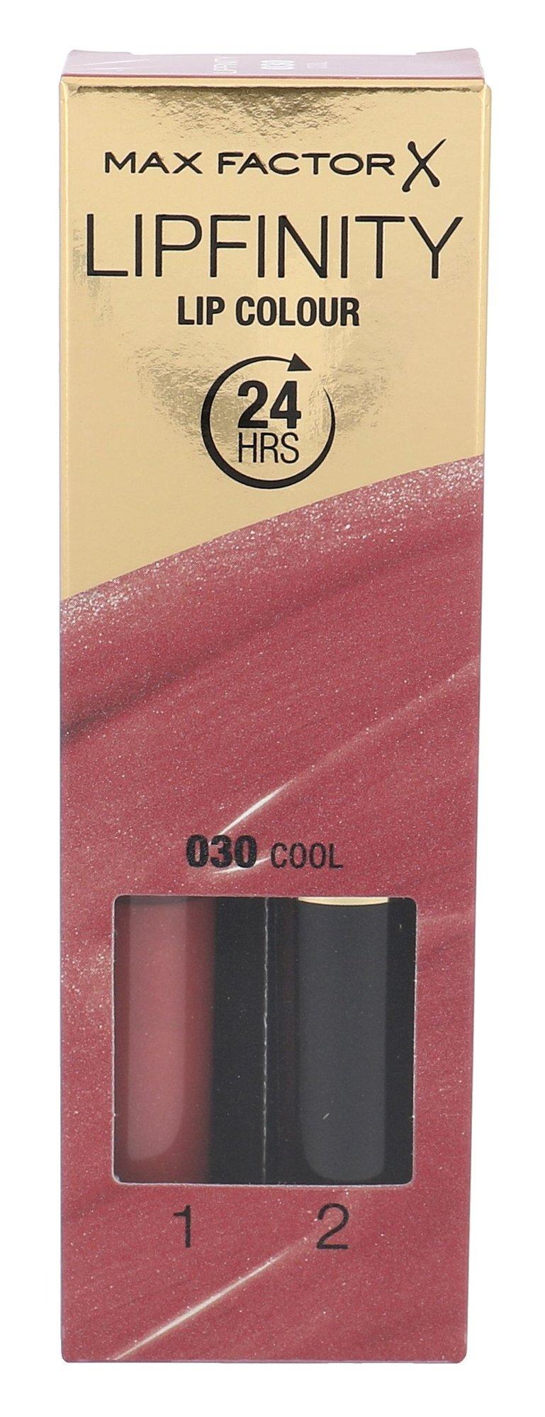Max Factor Lipfinity Cosmetic 4,2ml 030 Cool