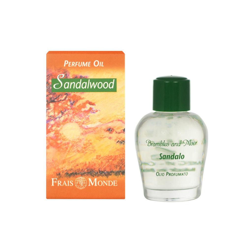Frais Monde Sandalwood Perfumed oil 12ml