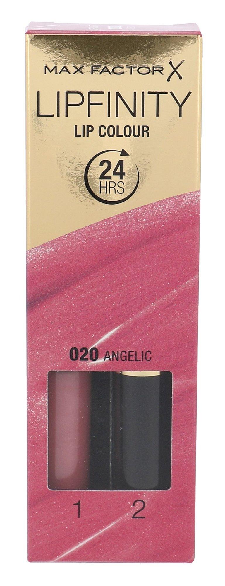 Max Factor Lipfinity Cosmetic 4,2ml 020 Angelic