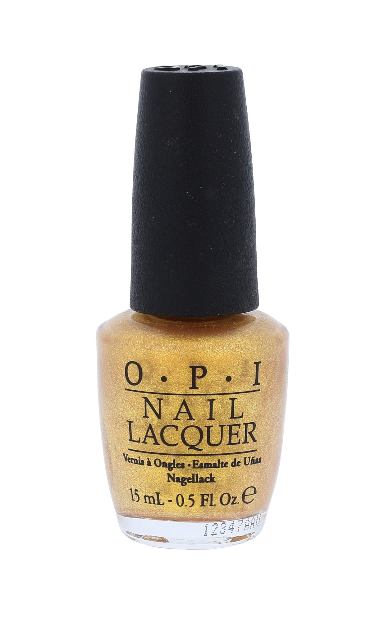 OPI Nail Lacquer Cosmetic 15ml NL E78 Oy-Another Polish Joke!