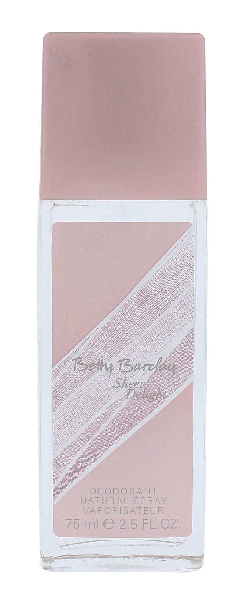 Betty Barclay Sheer Delight Deodorant 75ml