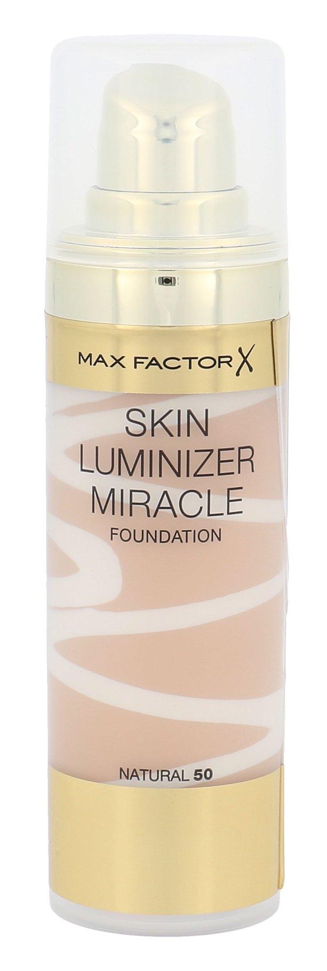Max Factor Skin Luminizer Cosmetic 30ml 50 Natural