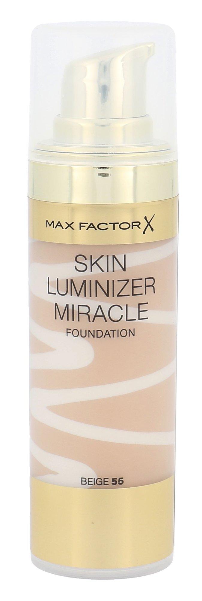 Max Factor Skin Luminizer Cosmetic 30ml 55 Beige
