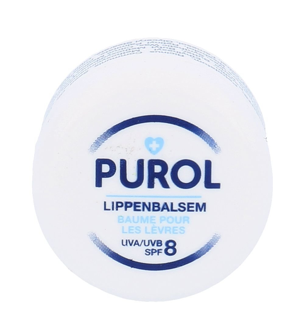 Purol Lip Balm SPF8 Cosmetic 5ml