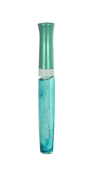 BOURJOIS Paris Gloss Menthol Cosmetic 7,5ml Transparent